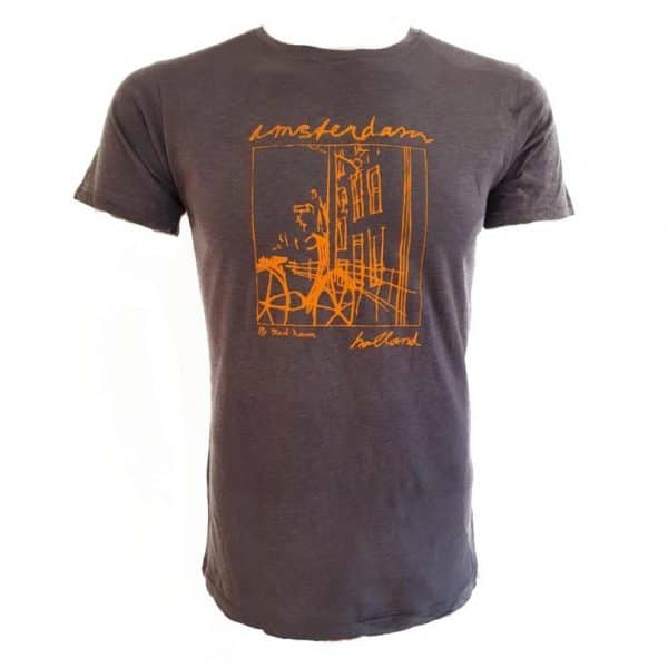 Bicycle T-Shirt Mark Raven