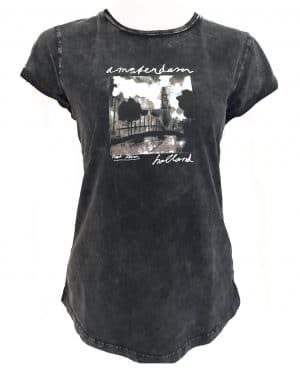 Women's T-shirt Westertoren Mark Raven