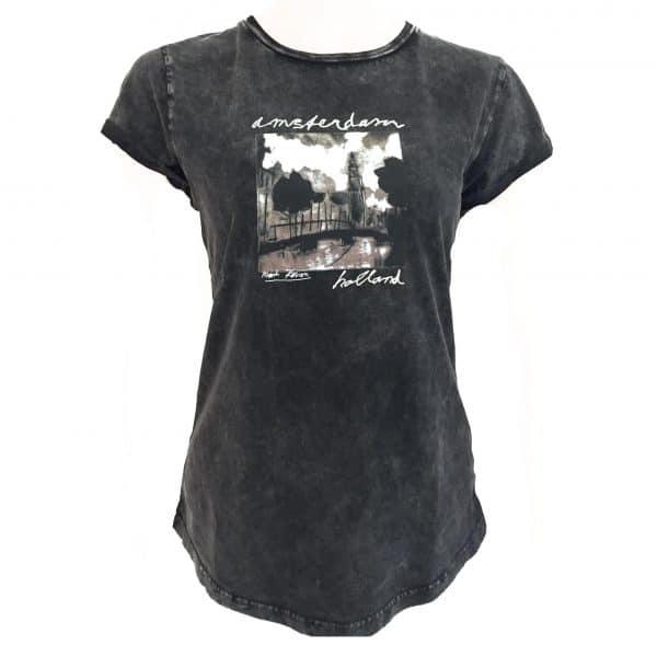 Women's T-shirt Westertoren Mark Raven